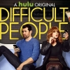 Hulu officially renewed Difficult People for Season 3 to premiere in 2017