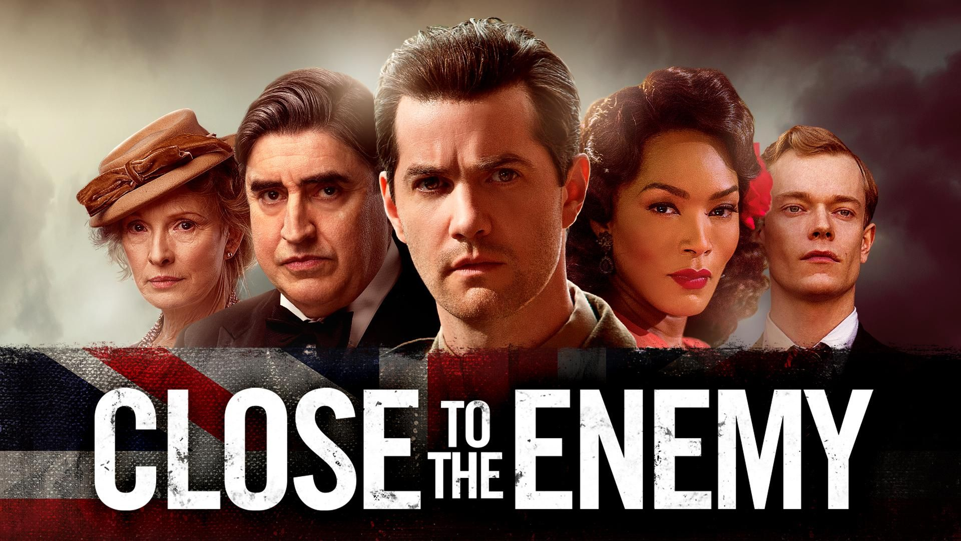 ���� - BBC Two is yet to renew Close to the Enemy for series 2