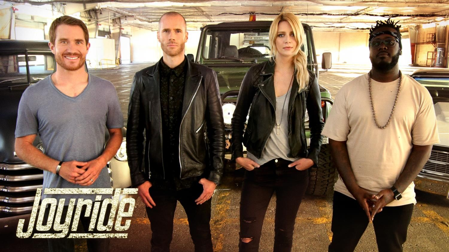 ���� - Esquire Network is yet to renew Joyride for season 2
