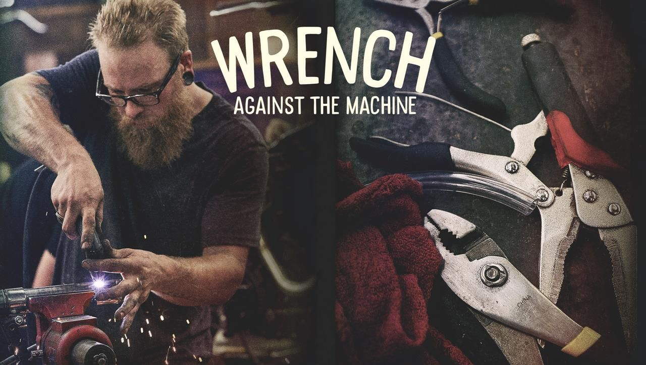 ���� - Esquire Network is yet to renew Wrench Against the Machine for season 2