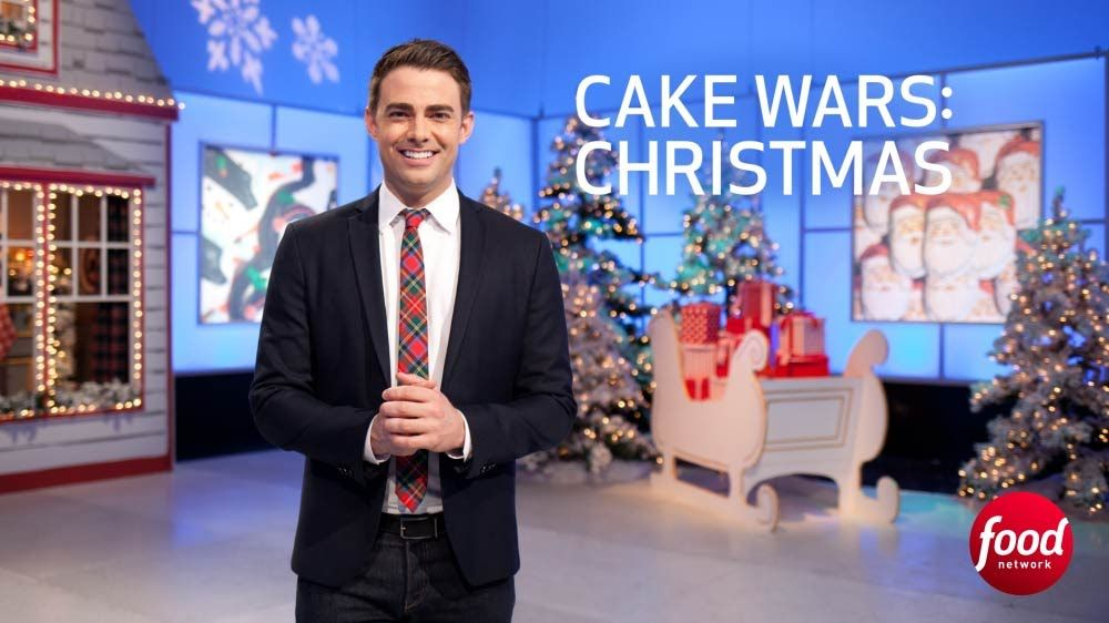 ���� - Food Network is yet to renew Cake Wars: Christmas for season 3