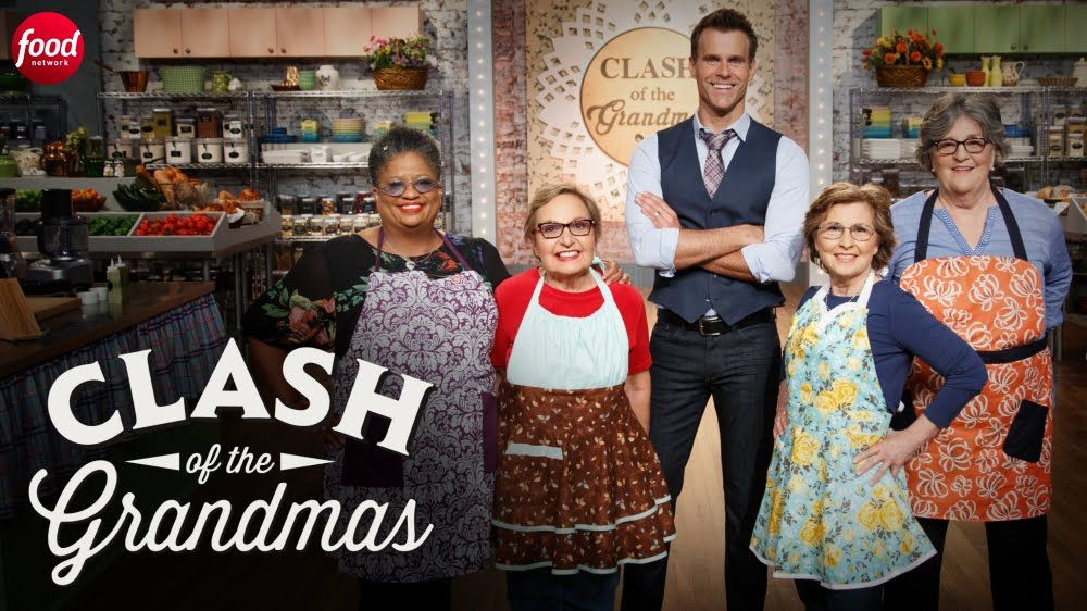 ���� - Food Network is yet to renew Clash of the Grandmas for season 2