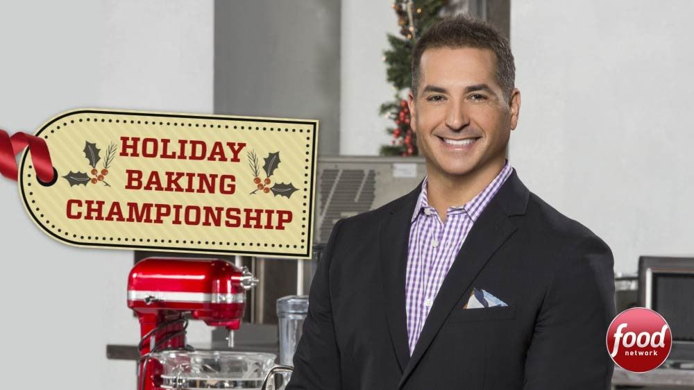 ���� - Food Network is yet to renew Holiday Baking Championship for season 4