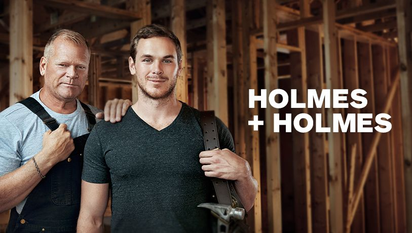 ���� - HGTV Canada is yet to renew Holmes + Holmes for season 2