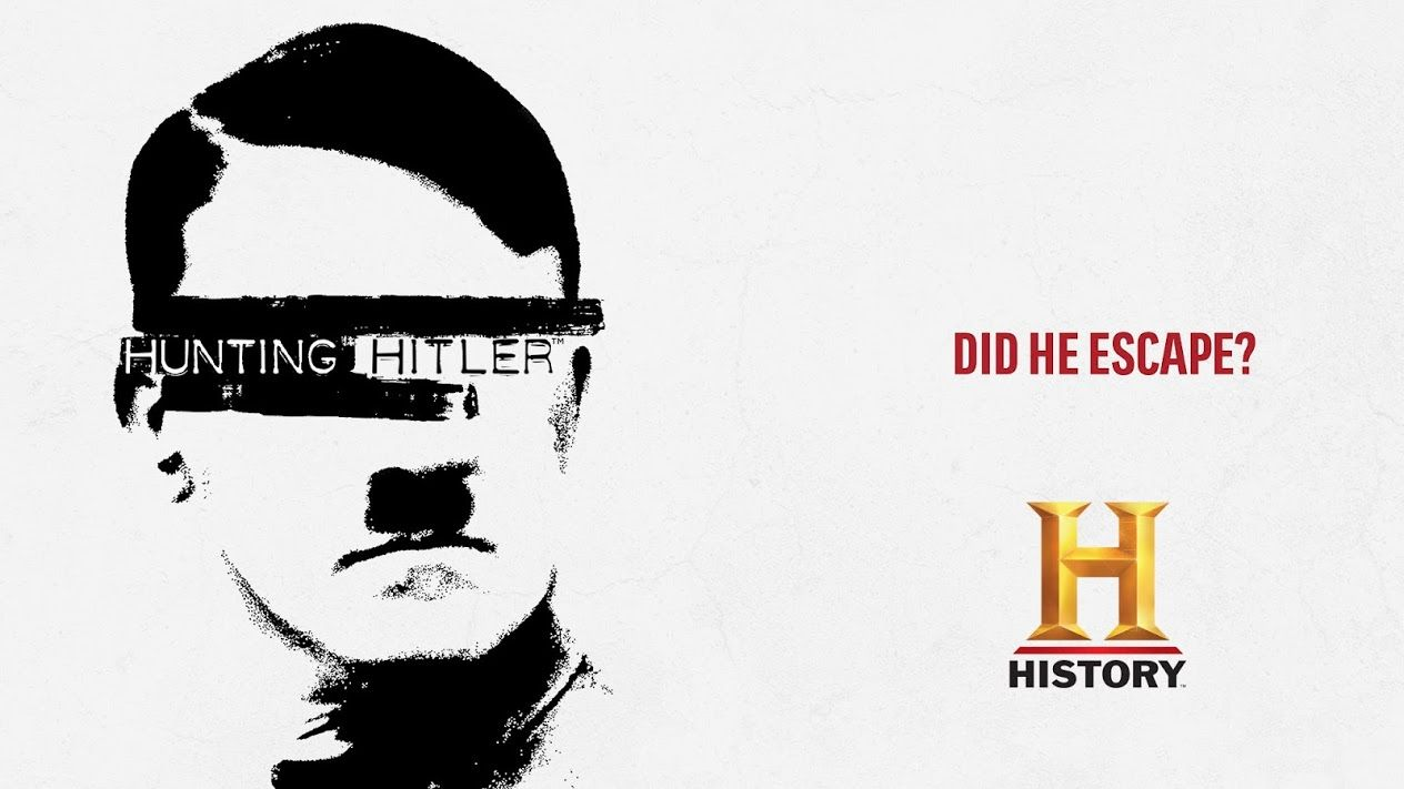 ���� - History Channel is yet to renew Hunting Hitler for season 3