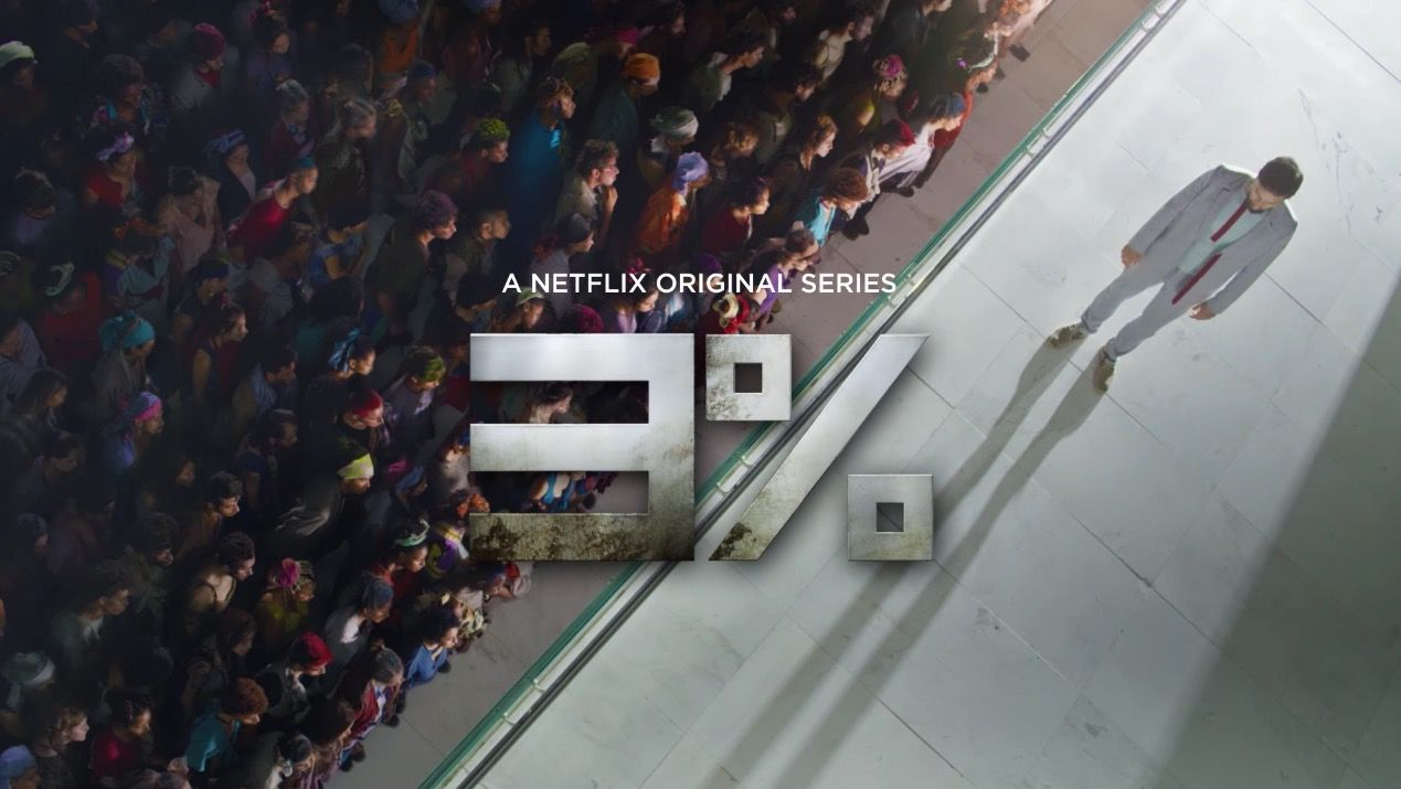 ���� - Netflix is yet to renew 3% for season 2