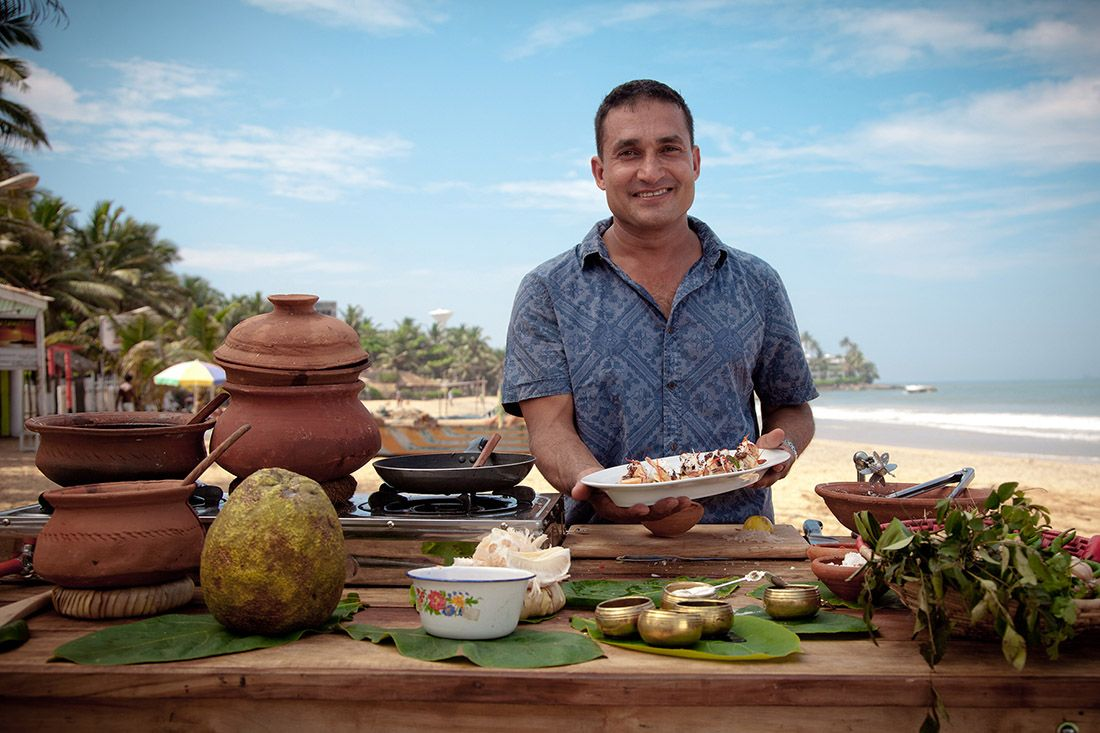 ���� - SBS is yet to renew Peter Kuruvita's Coastal Kitchen for series 2