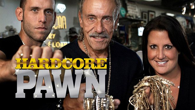 Hardcore pawn sex videos