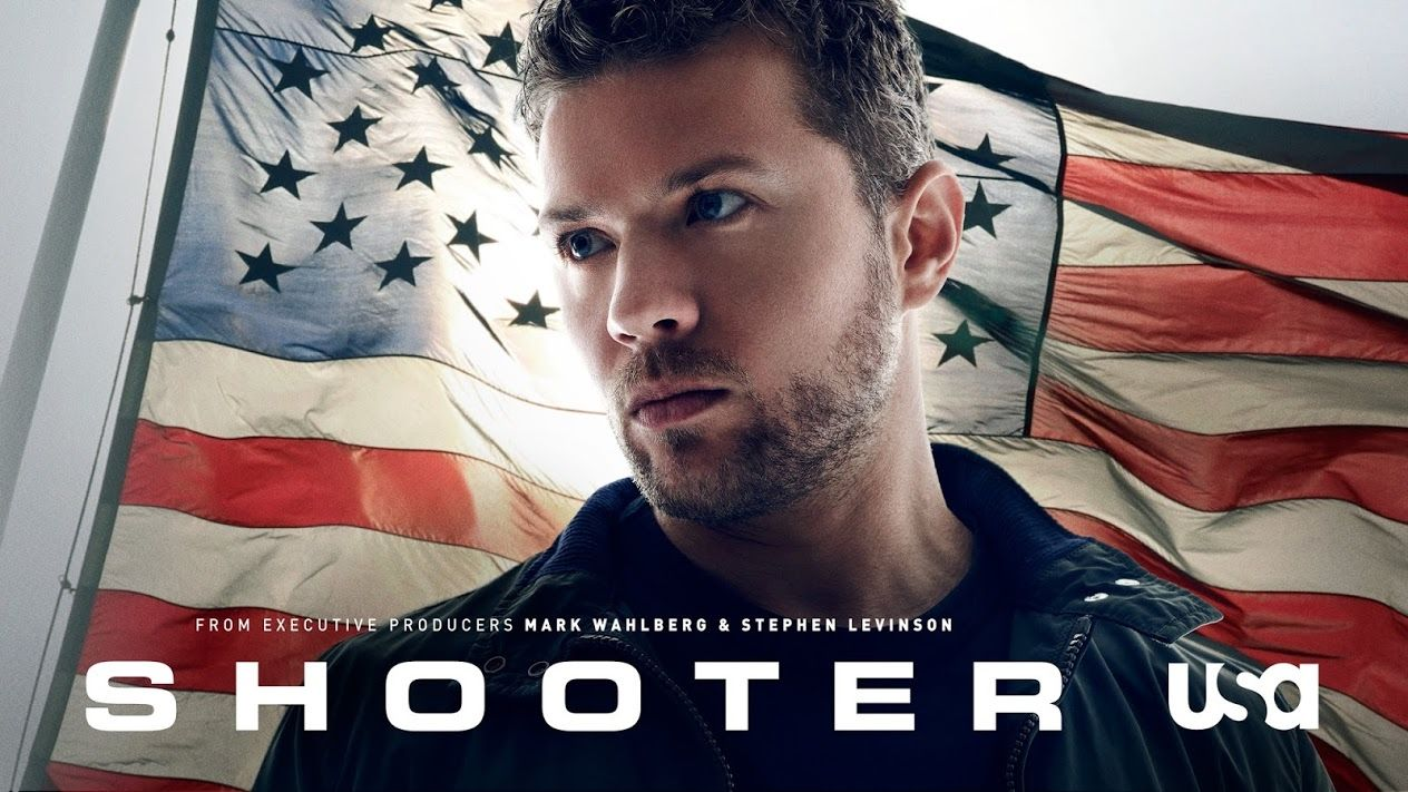 ���� - USA Network is yet to renew Shooter for season 2