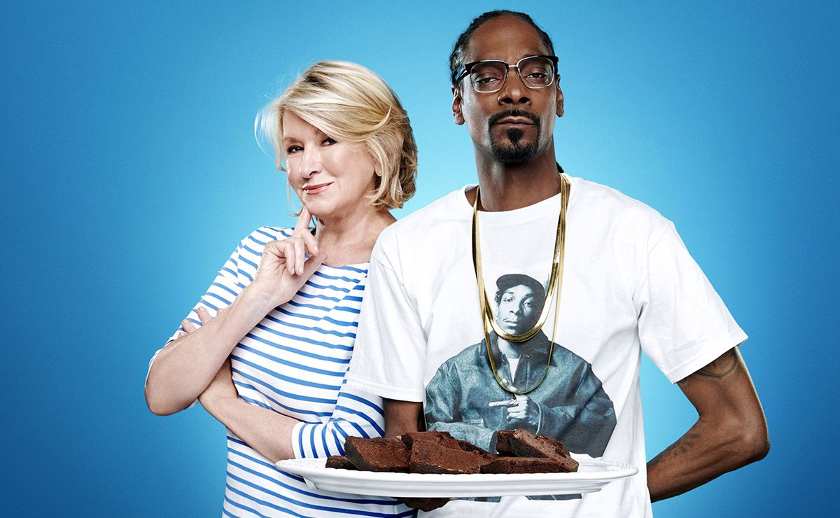 ���� - VH1 has officially renewed Martha & Snoop's Potluck Dinner Party for season 2
